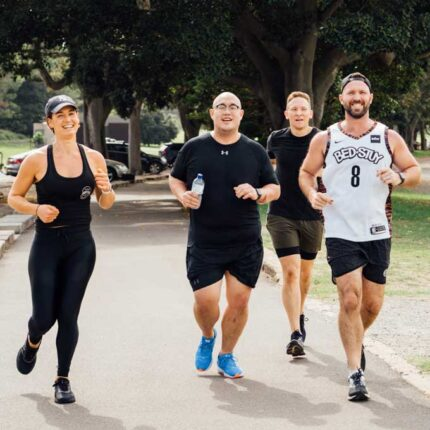 Flow Athletic Run Club